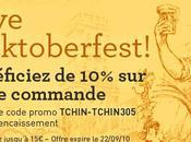 Promotion Oktoberfest économisez jusqu'à EUROS toute commande