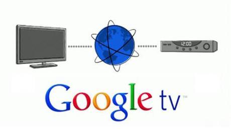 Google, lancement du service de TV Connectée Google TV