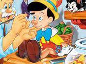 Pinocchio: marionnette prête revivre