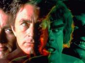 """L'incroyable Hulk"" série."