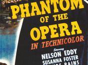 Fantôme l'Opéra Phantom Opera, Arthur Lubin (1943)