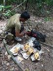 Repas à l'indonésienne