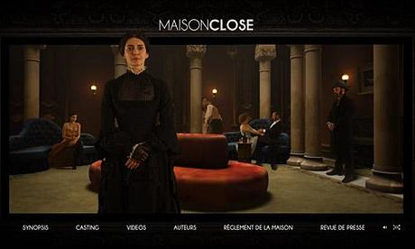 20 canal maison close 01 Bienvenue dans La Maison Close de Canal+...