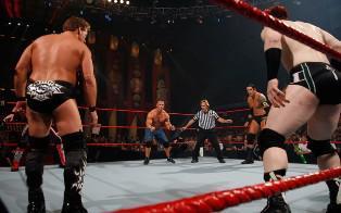 Le championnat de la WWE à La Nuit des Champions