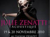 Julie Zenatti: Plus Diva concert!