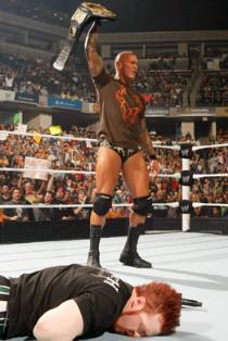 Le match revanche entre Orton et Sheamus à Hell In Cell 2010