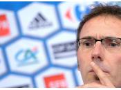 Laurent Blanc veut prendre exemple l'Espagne.