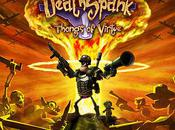 Deathspank épisode Thongs virtue Sorti