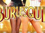 Nouvelle affiche pour Burlesque