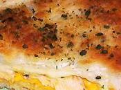 Crock Naan poulet épices indiennes, mimolette, gouda graines yummy!
