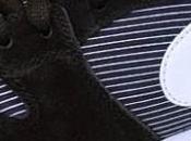 Nike Dunk Black White Pinstripe