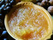 Pommes confites pâte fruits