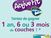 Gagne couche avec Pampers (Concours Inside)