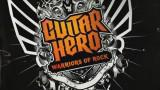 Lancement Guitar Hero Warriors Rock