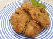 Sardines panées épices