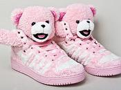Teddy Bears Adidas Jeremy Scott