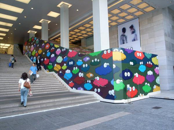 KAWS – PASSING THROUGH COMPANION @ HARBOUR CITY – HONG KONG