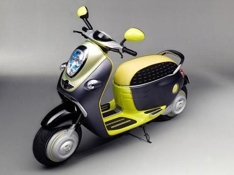 mini scooter electrique 1 Le Mini scooter électrique ...