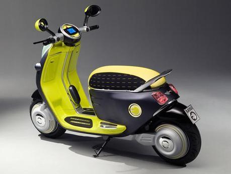 mini scooter electrique 2 Le Mini scooter électrique ...