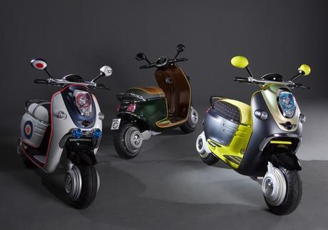 mini scooter electrique 3 Le Mini scooter électrique ...