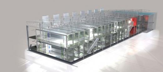 Datacenter - Colt - Modular Data Center
