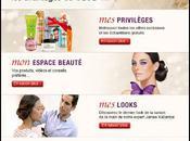 L'Oréal lance nouveau site dans emailing