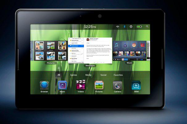 playback BlackBerry PlayBook, une tablette qui ne bouleversera pas grand chose