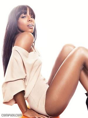 Kelly Rowland dans Complex