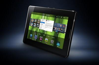 Blackberry playbook soon