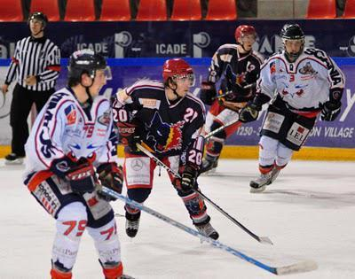 Hockey-sur-glace Espoirs Grenoble – Angers 13-0