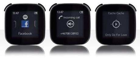 Sony Ericsson LiveView, télécommande bluetooth à écran tactile pour mobile