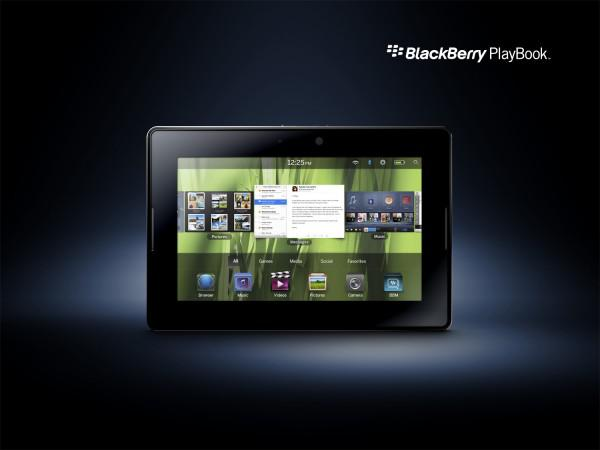 Tablette PlayBook de Blackberry (RIM) - iPad killer?