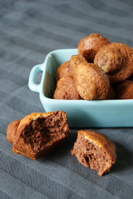 Bouchées chocolat-noisette
