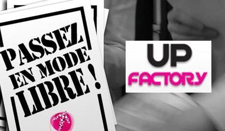 UP Factory, le portail de vente en ligne de prêt-à-porter mode dédié aux créateurs
