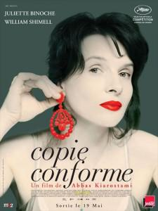 [Critique DVD] Copie conforme