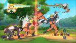 Image attachée : Naruto Shippuden UNS 2 se découvre en images