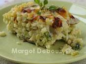 Gratin coquillettes maroilles