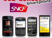 Concours SNCF Smartphone Imaginer outils demain pour chefs bord