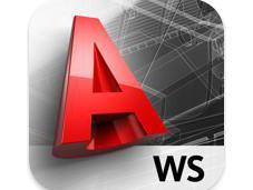 AutoCAD pour iPhone.