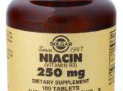 Bienfaits vitamine santé Niacine