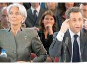 Chômage mouche l'optimisme béat Sarko, Lagarde Wauquiez tacle politiques d'austérité