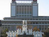 Coree Nord Pyongyang Mansudae