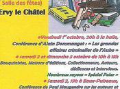 Marché Livre d'ervy Châtel octobre 2010)