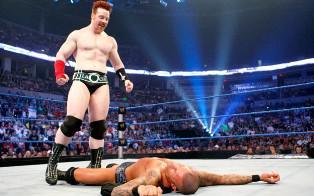 Le Champion de la WWE agressé par Sheamus