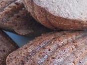 Madeleines chocolat jambon fumé