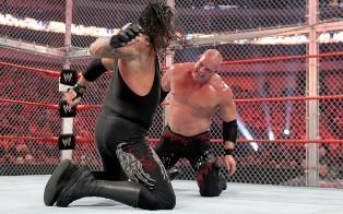 Kane subit la loi de Undertaker
