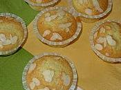 Muffins mandarine amandes