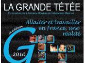 Dimanche octobre Reims Grande tétée journée d'infos allaitement portage avec l'association Planète Parents
