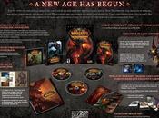 [actu WoW] nouveautés World Warcraft Cataclysm date collector