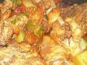 Poulet rôti chorizo